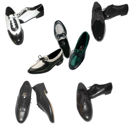 mens danceshoes